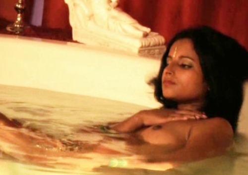 hot-asian-having-a-bath
